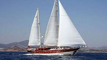 White Goose Gulet-Barbaros Yachting